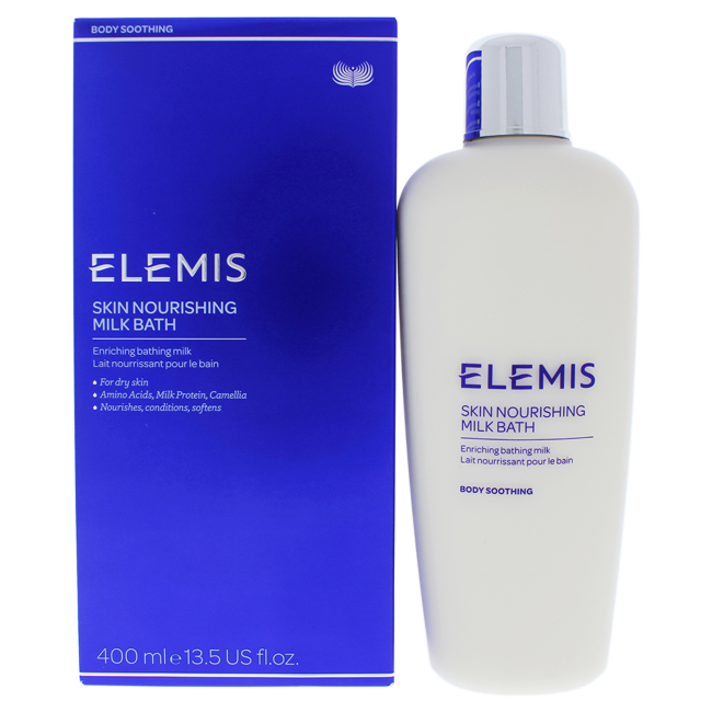 Skin Nourishing Milk Bath by Elemis for Unisex - 13.5 oz Milk Bath