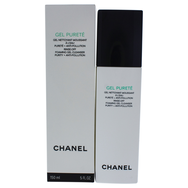 Gel Purete Rinse-Off Foaming Gel Cleanser Purity + Anti-Pollution by Chanel for Unisex - 5 oz Gel