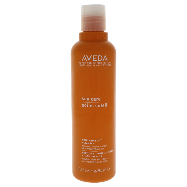 Sun Care Hair and Body Cleanser by Aveda for Unisex - 8.5 oz Cleanser