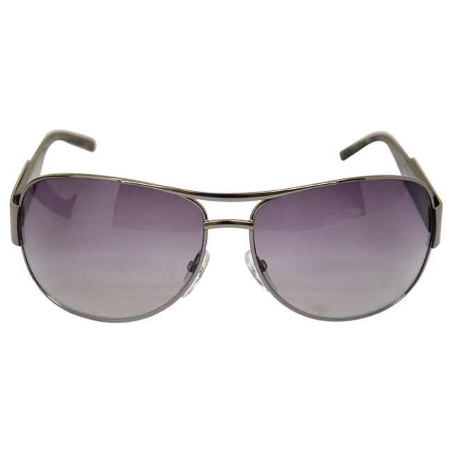 Marc Jacobs MJ 125/U/S Dark Ruthenium/Red Black by Marc Jacobs for Unisex - 65-14-120 mm Sunglasses