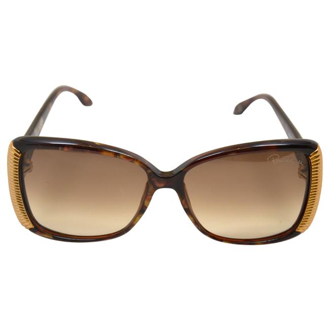 Roberto Cavalli RC656S Acetate 5947F by Roberto Cavalli for Unisex - 59-14-130 mm Sunglasses