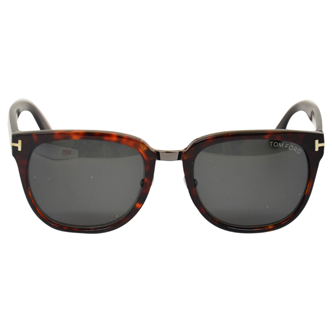 Tom Ford Rock TF290 52N - Havana Green by Tom Ford for Unisex - 55-20-145 mm Sunglasses