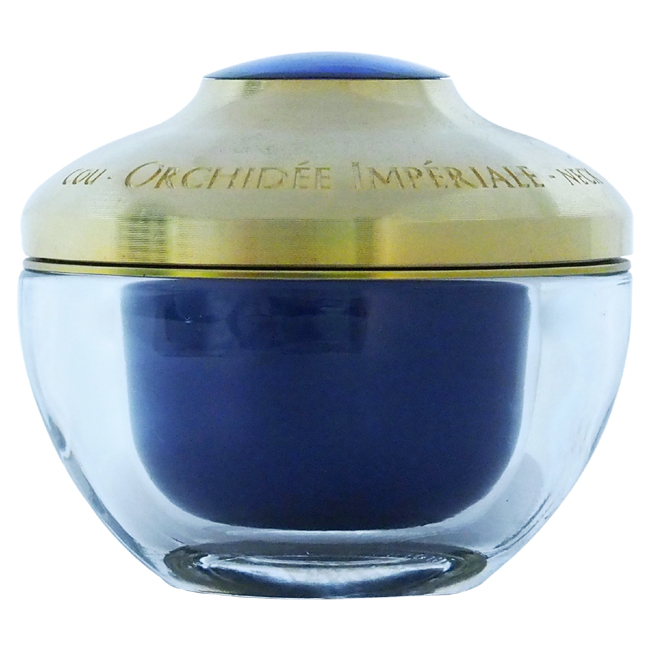 Orchidee Imperiale Exceptional Complete Care Neck & Decollete Cream by Guerlain for Unisex - 2.5 oz Cream (Tester)