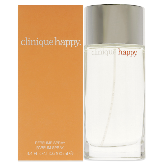 Clinique Happy by Clinique for Women - 3.4 oz EDP Spray