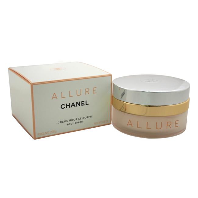 Allure by Chanel for Women - 6.8 oz Body Cream
