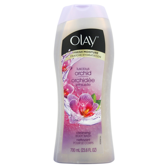 Luscious Embrace Cleansing Body Wash by Olay for Women - 23.6 oz Body Wash