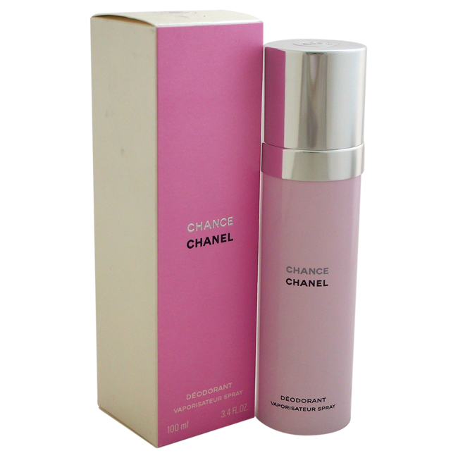 Chance by Chanel for Women - 3.4 oz Deodorant Spray