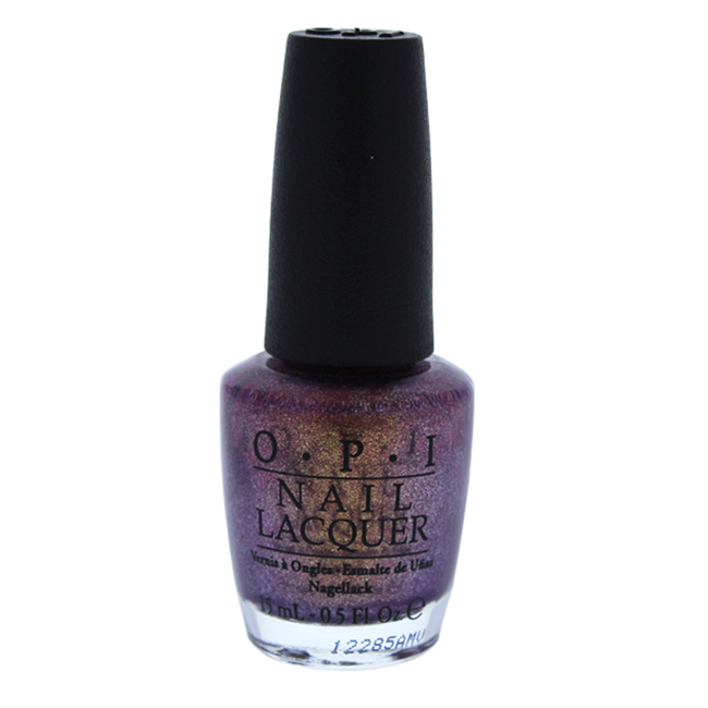 Nail Lacquer - # NL U03 It's My Year by OPI for Women - 0.5 oz Nail Polish