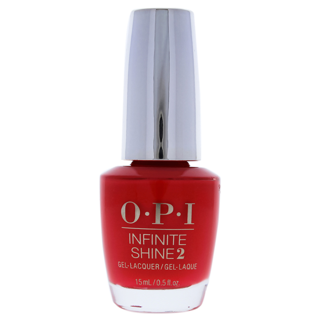 Infinite Shine 2 Lacquer # IS L03 - She Went On and On and On by OPI for Women - 0.5 oz Nail Polish