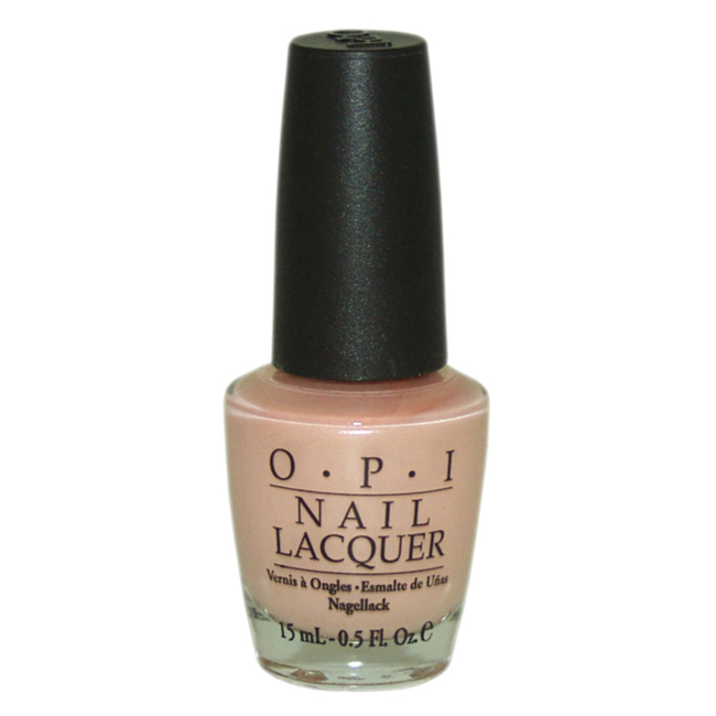 Nail Lacquer # NL B72 Suzi And The Lifeguard by OPI for Women - 0.5 oz Nail Polish