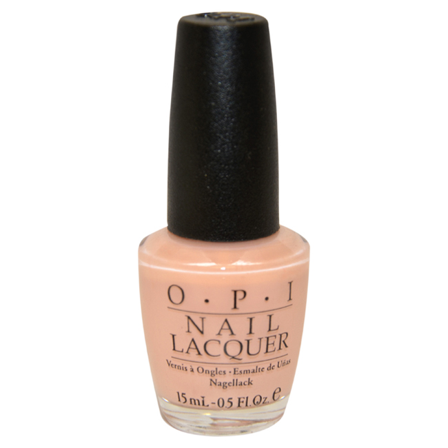Nail Lacquer # NL R42 Second Honeymoon by OPI for Women - 0.5 oz Nail Polish