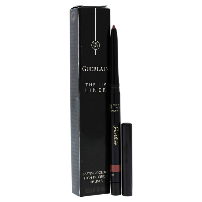 High-Precision Lip Liner -# 44 Bois De Santal by Guerlain for Women - 0.1 oz Lip Liner