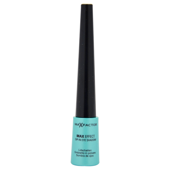 Max Effect Dip-In Eye Shadow - # 07 Vibrant Turquoise by Max Factor for Women - 1 g Eye Shadow
