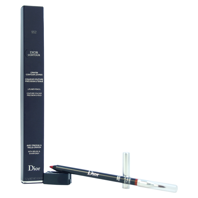 Dior Contour Lip liner Pencil - # 952 Rouge Royal by Christian Dior for Women - 0.04 oz Lip Liner
