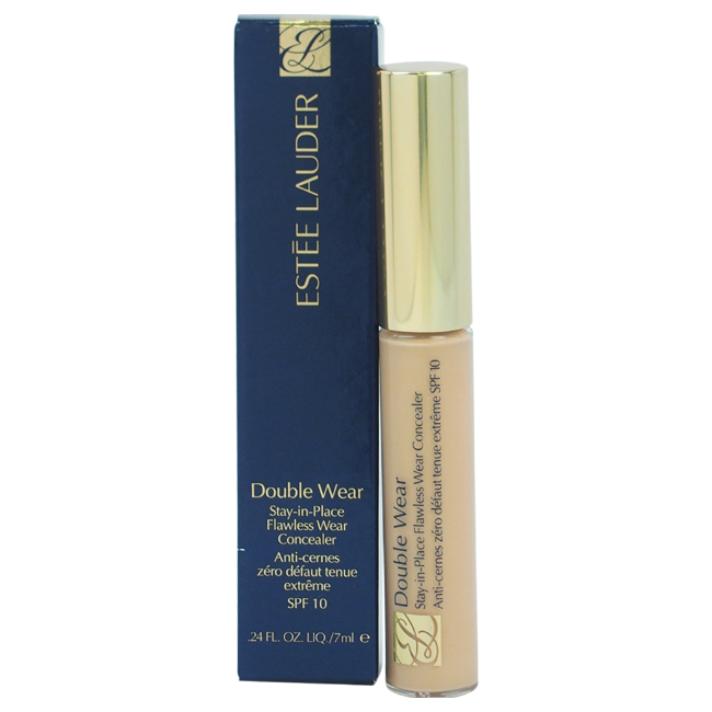 Double Wear Stay-In-Place Flawless Wear Concealer SPF 10 - # 02 Light Medium by Estee Lauder for Women - 0.24 oz Concealer