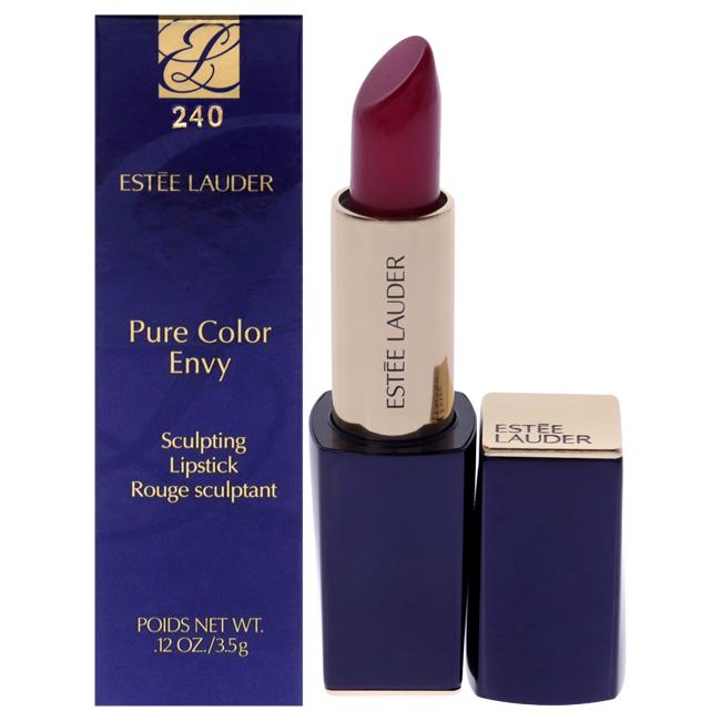 Pure Color Envy Sculpting Lipstick - # 240 Tumultuous Pink by Estee Lauder for Women - 0.12 oz Lipstick