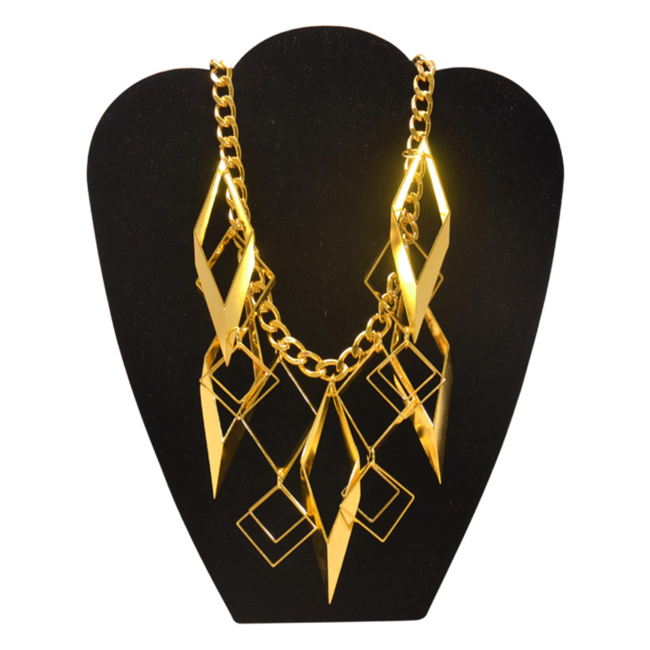 Pompell Necklace in 18k Gold Plated by Laruicci for Women - 1 Pc Necklace