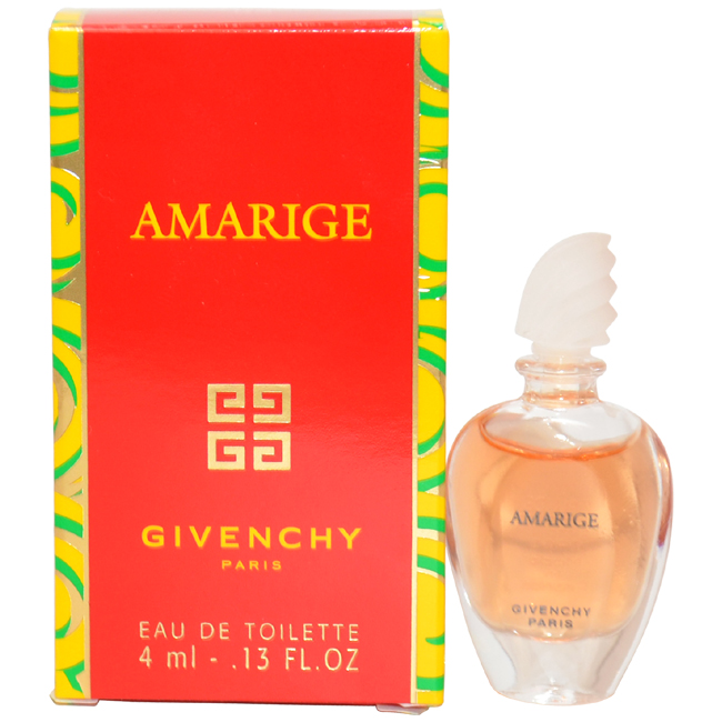 Amarige by Givenchy for Women - 4 ml EDT Splash (Mini)