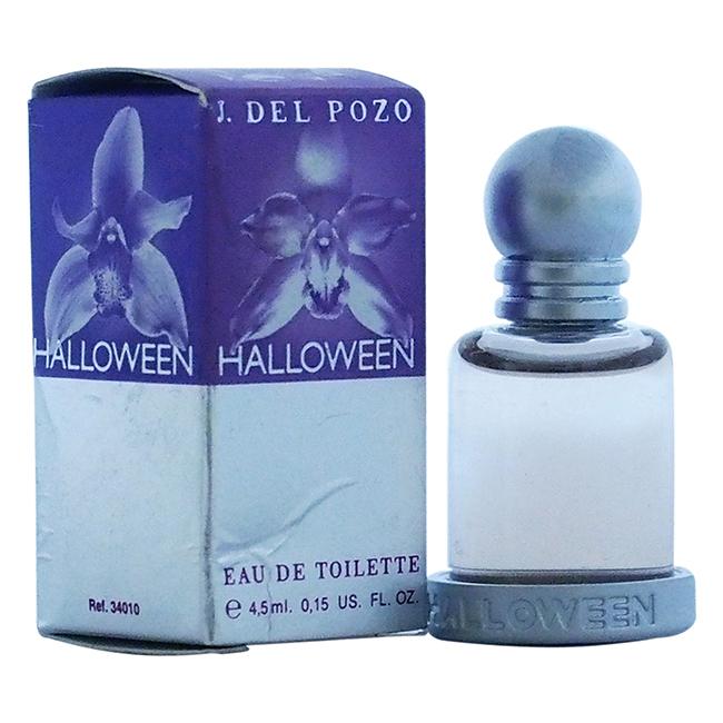 Halloween by J. Del Pozo for Women - 4.5 ml EDT Splash (Mini)