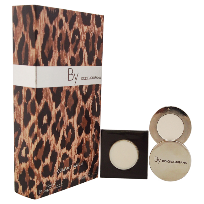 By by Dolce & Gabbana for Women - 0.05 oz Compact Parfum (Refill) (Mini)