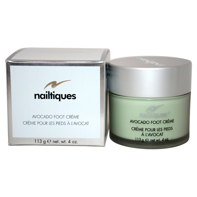 Nailtiques Avocado Foot Creme by Nailtiques for Women - 4 oz Manicure