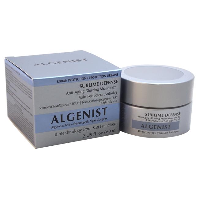 Sublime Defense Anti-Aging Blurring Moisturizer SPF 30 by Algenist for Women - 2 oz Moistutizer