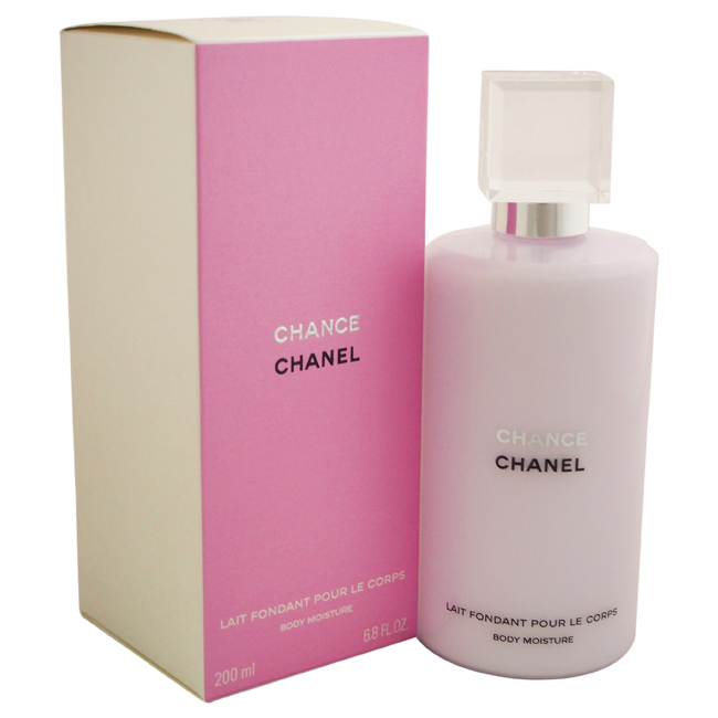 Chance Body Moisture by Chanel for Women - 6.8 oz Moisturizer