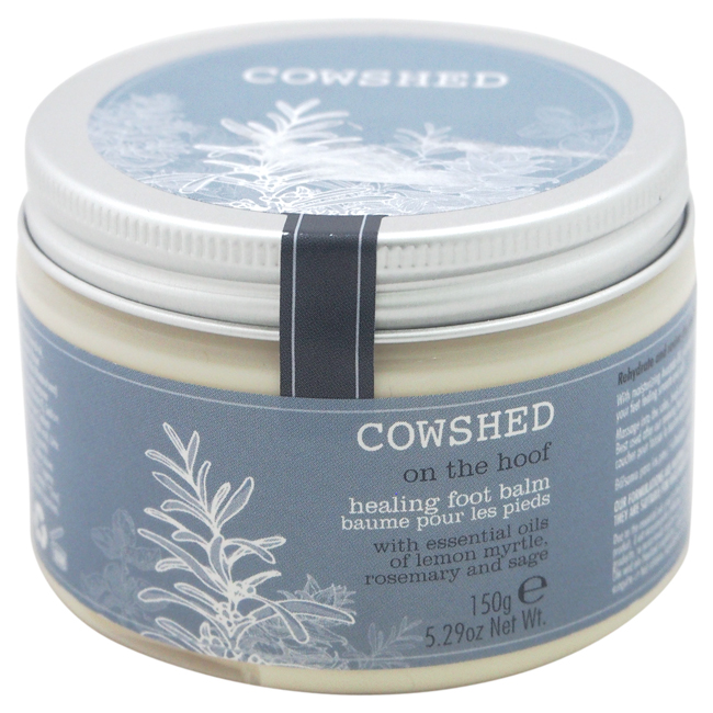 On The Hoof Healing Foot Balm by Cowshed for Women - 5.29 oz Balm