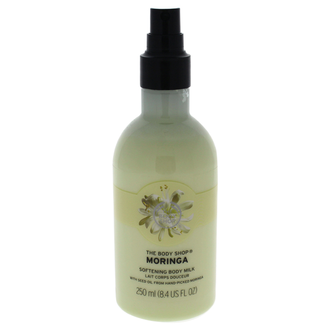 Moringa Body Milk by The Body Shop for Women - 8.4 oz Body Milk