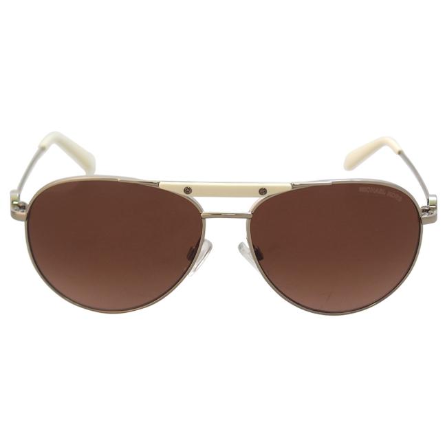 Michael Kors MK5001 Zanzibar - Silver by Michael Kors for Women - 58-14-135 mm Sunglasses