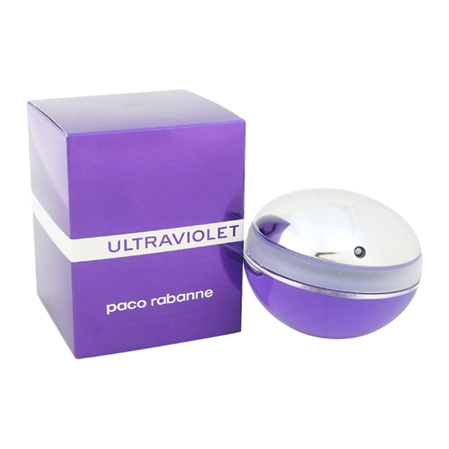 Ultraviolet by Paco Rabanne for Women - 2.7 oz EDP Spray (Tester)
