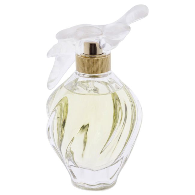 L'air du Temps by Nina Ricci for Women - 3.3 oz EDT Spray (Tester)