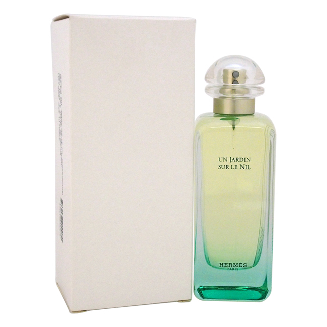 Un Jardin Sur Le Nil by Hermes for Unisex - 3.4 oz EDT Spray (Tester)