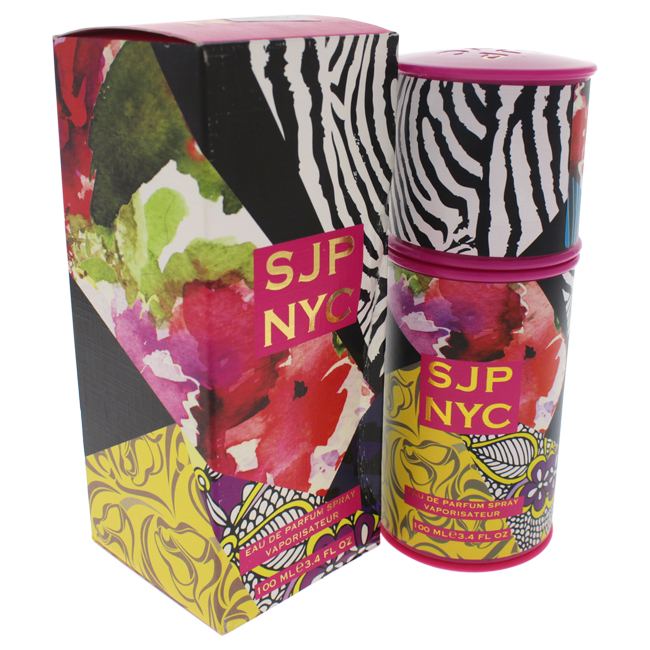 SJP NYC by Sarah Jessica Parker for Women - 3.4 oz EDP Spray (Unboxed)