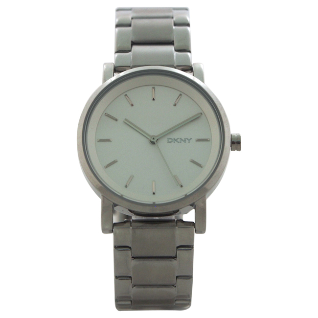 NY2342 Soho Stainless Steel Bracelet Watch by DKNY for Women - 1 Pc Watch