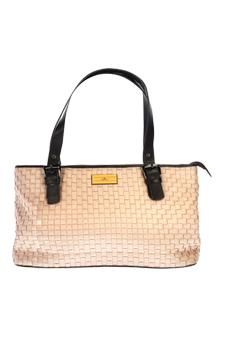 PH Voyage Line Hand Bag Style # BAVO0237 Colour # Antique Rose by Paris Hilton for Women - 1 Pc Hand Bag