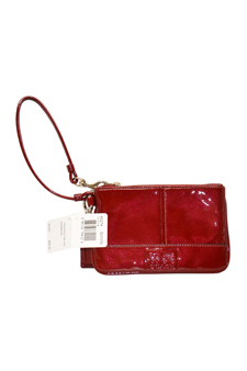 46274 coach chelsea patent sml Bag - SV/Wine by Coach for Women - 1 Pc Bag