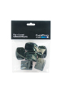Flat + Curved Adhesive Mounts by GoPro for Unisex - 1 Pc Mount