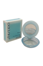 Matifying Oil-Free Compact Case by Shiseido for Unisex - 1 Pc Mirror