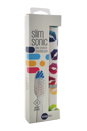 Slim Sonic Electric Toothbrush - # VSS157 Lipsmack by Violife for Unisex - 3 Pc Set Toothbrush, Additional Brush Head, AAA Battery
