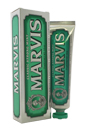 Classic Strong Mint by Marvis for Unisex - 3.8 oz Toothpaste