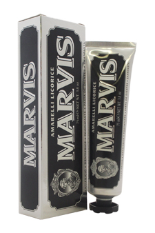 Amarelli Licorice by Marvis for Unisex - 3.8 oz Toothpaste