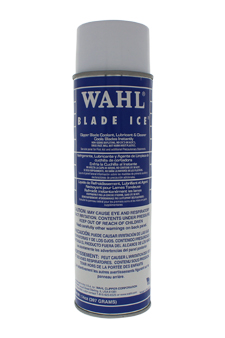 Blade Ice Clipper Blade Coolant Lubricant & Cleaner by WAHL Professional for Unisex - 14 oz Blade Cleaner