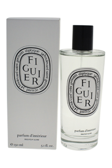 Figuier Interior Scent by Diptyque for Unisex - 5.1 oz Room Spray