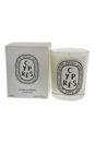 Cypres Scented Candle by Diptyque for Unisex - 6.5 oz Candle