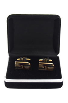 B68 Cufflinks by Polanni for Men - W 2.2 x L 1.1 cm Cufflinks