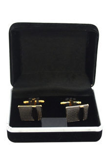 B30 Cufflinks by Polanni for Men - W 1.9 x L 1.3 cm Cufflinks