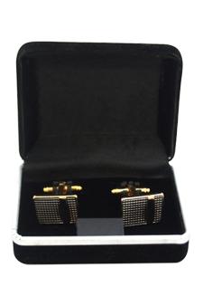 B30 Cufflinks by Polanni for Men - W 1.9 x L 1.3 cm Cufflinks