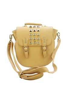 Bregan Studded Crossbody-Blush by Steve Madden for Women - 1 Pc Bag