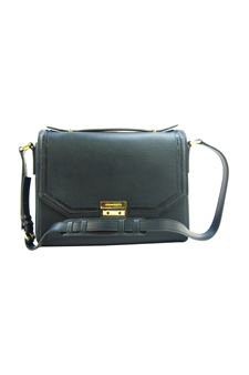 Gemma Whip Stitch Shoulder Bag- Dark Carbon by BCBG Max Azria for Women - 1 pc Bag